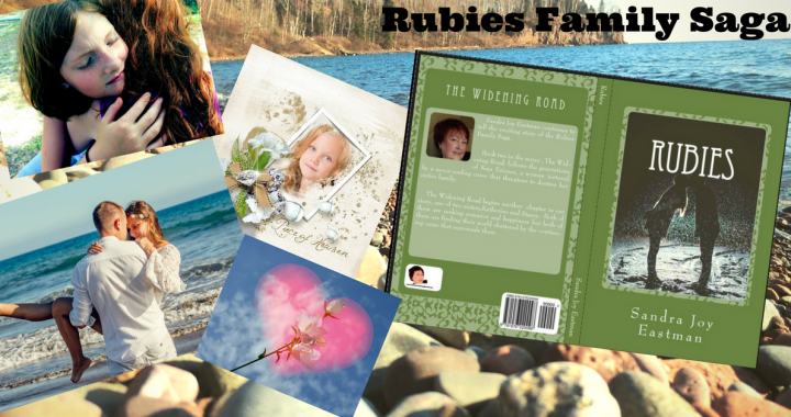 Rubies - The Widening Road